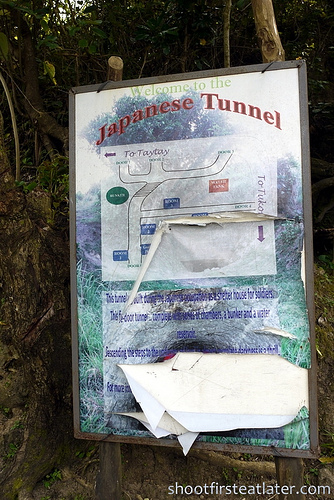 Batanes- Japanese Tunnel