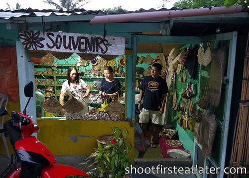 Batanes souvenir shop