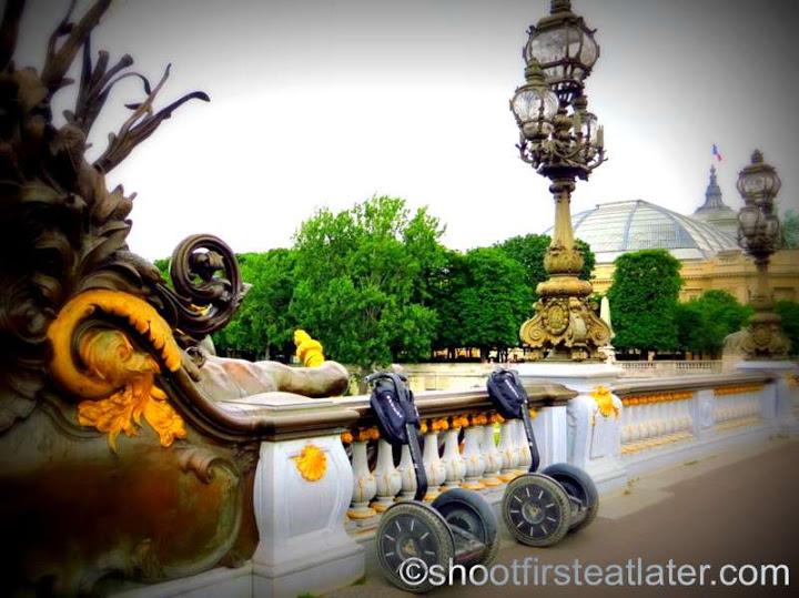 Paris Segway Tour - Pont Alexandre III