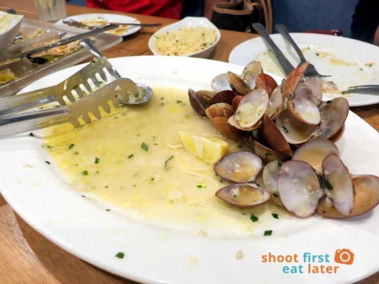 Cyma Restaurant (Shangri-La)- Greek Clams Pasta P750 (family size)-001
