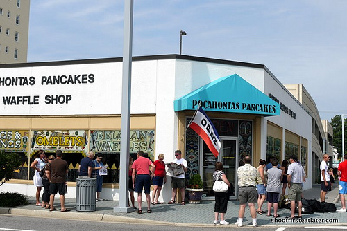 Pocahontas Pancakes & Waffle Shop-2