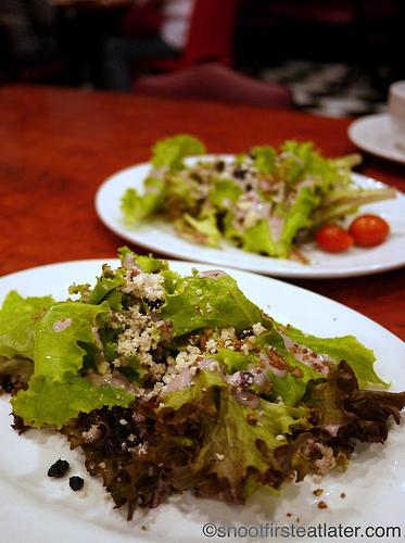 healdsburg's harvest salad