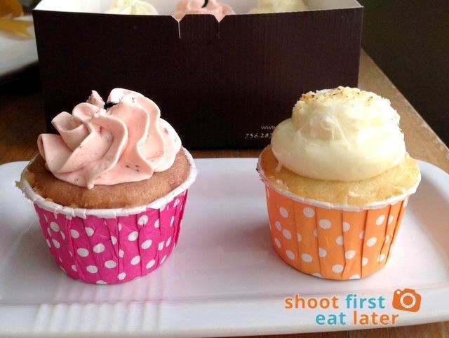 Baked by Anita- cupcakes