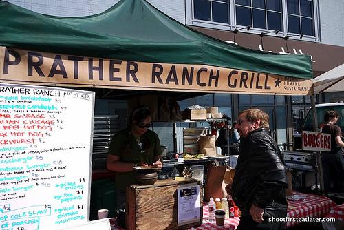 Prather Ranch Grill