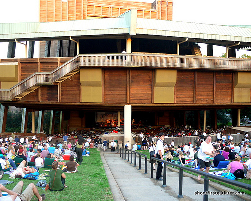 Crowded House at Wolf Trap-1