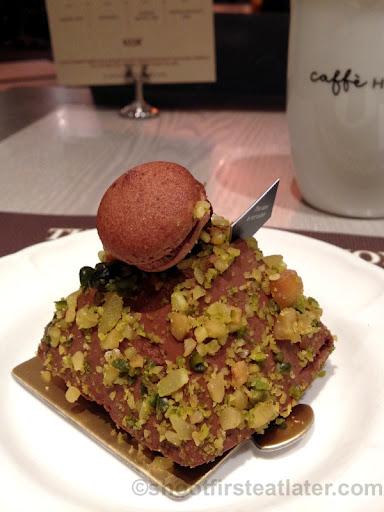 Caffe Habitu- Le Louvre HK$38