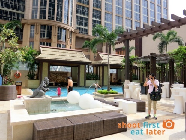 Sheraton Macao Hotel- Swimming Pool