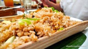 Lorenzo's Way-bamboo rice