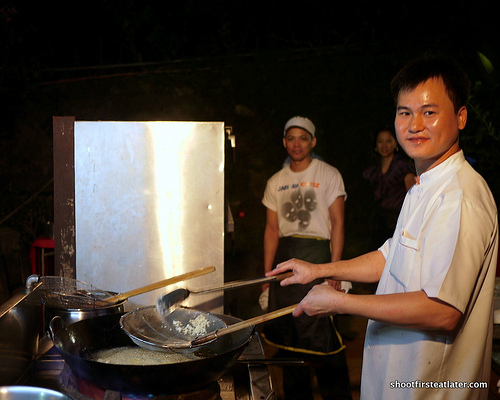 Hong Kong chef
