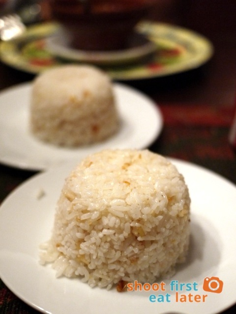 garlic rice