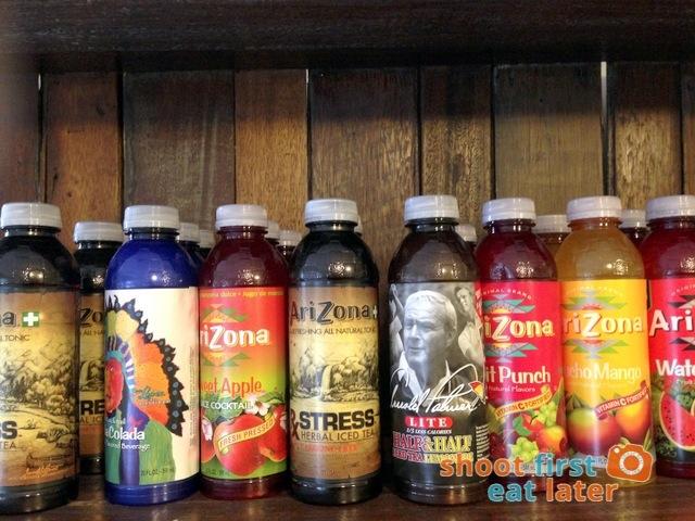 Connie's Kitchen Deli - Arizon iced tea