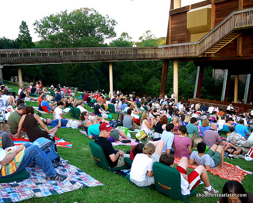 Crowded House at Wolf Trap-2