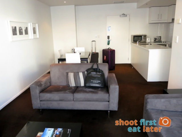 Quest Serviced Apartments - Parnell, Auckland-012