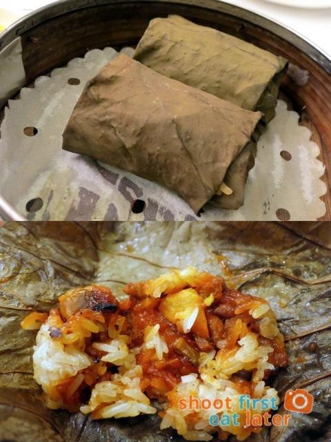 Fu Sing Seafood Restaurant- glutinous rice