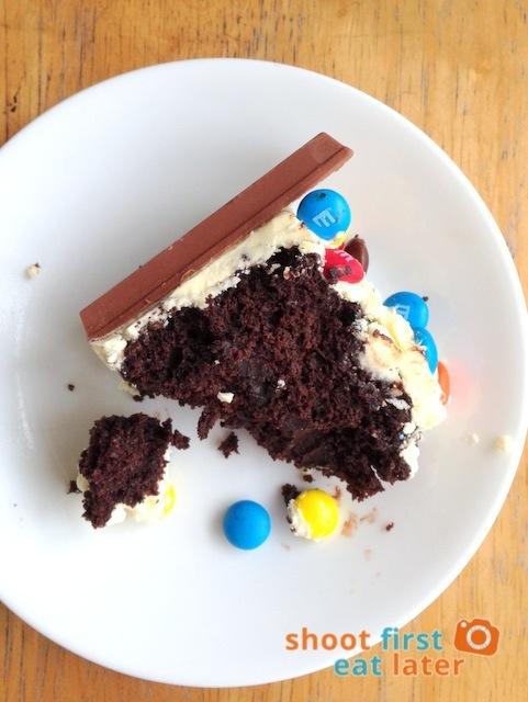 The Beehive Pastries-  Kit Kat Cake Jr.