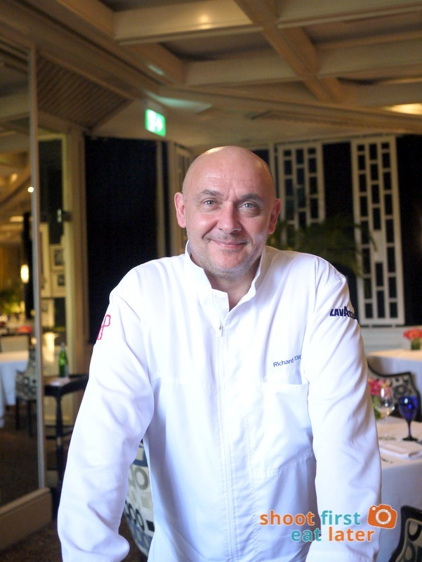 Michelin-Starred Chef Richard Toix
