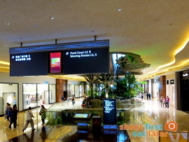 Sands Cotai Central mall-001