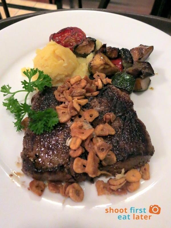 Mario's Baguio - Steak a la Pobre P595