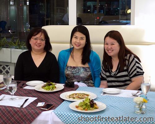 Leslie, Jin & Fran