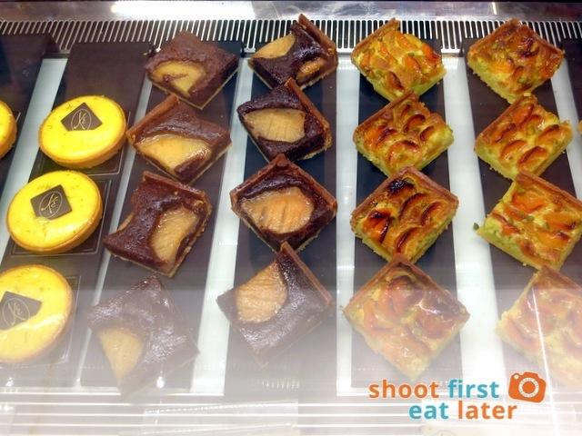 Eric Kayser Hong Kong pastries