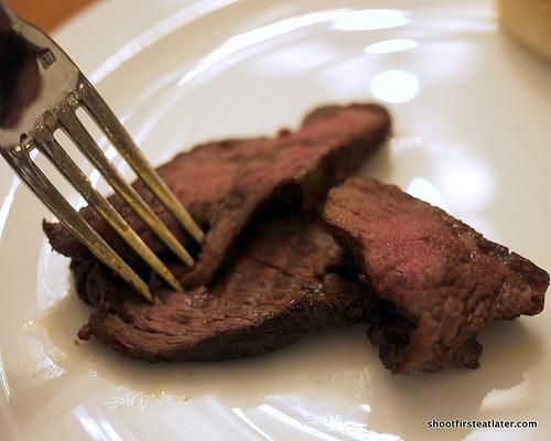 Argentinian beef churrasco