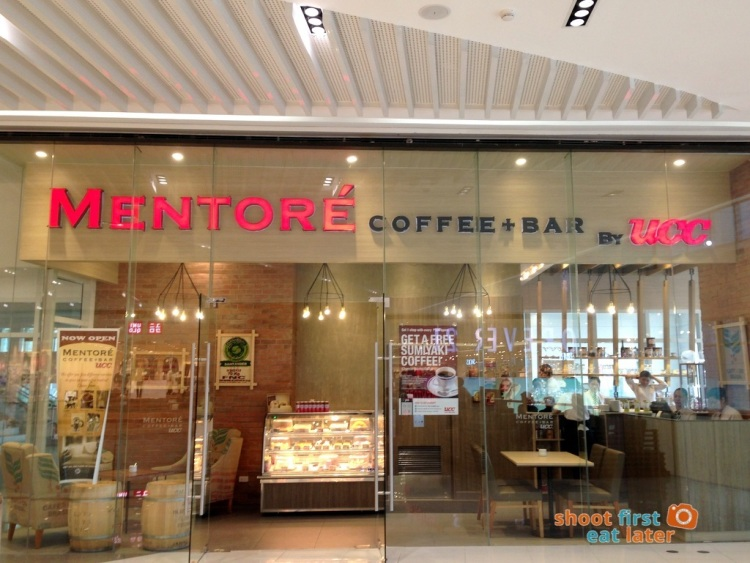 Mentoré Coffee + Bar by UCC