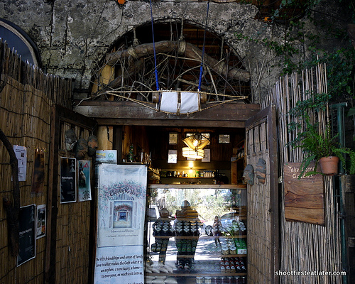 Cafe By The Ruins-1