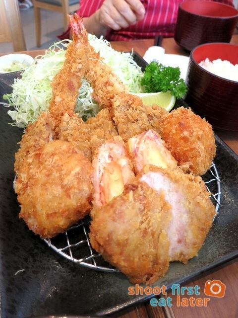Romankan Yokohama- Deluxe Seafood Platter Set for Two HK$348