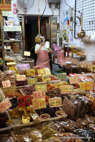 Taipei fruit and veggie market-12
