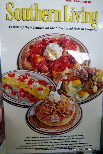 Pocahontas Pancakes & Waffle Shop-5