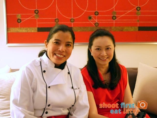 Chef Aleth Ocampo