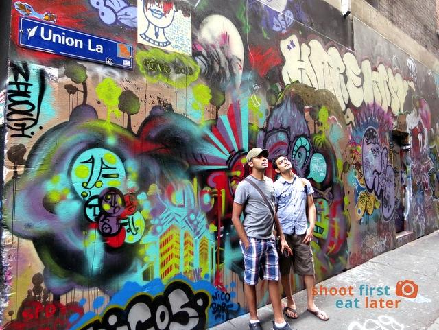 Union Lane Melbourne street art-001