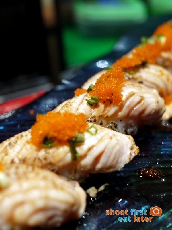 Inagiku, Makati Shangri-La- sushi-001