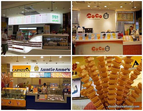 Taipei 101 fast food -25