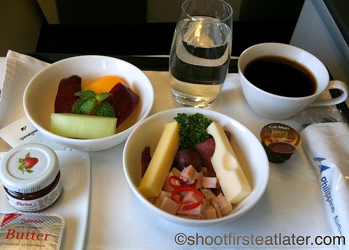 philippne airlines business class meals-1