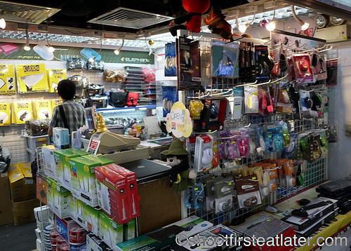 Sim City, Photography Equipment, Hong Kong-9