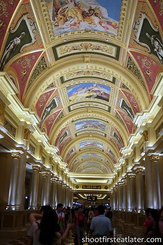 Venetian Macau lobby-2