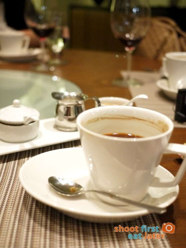 Allium Restaurant - Brewed Coffee
