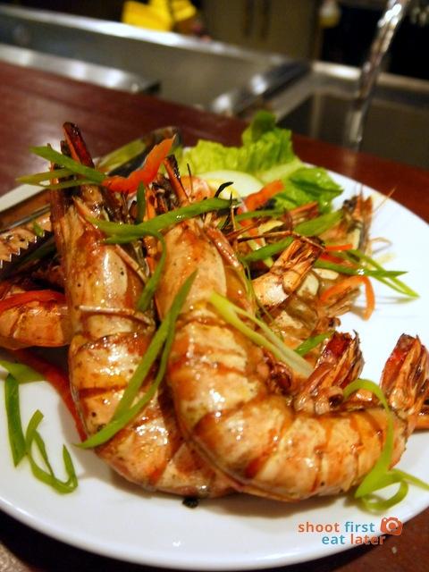 Balesin Fish Fun - tiger prawns P450 for 3 pcs