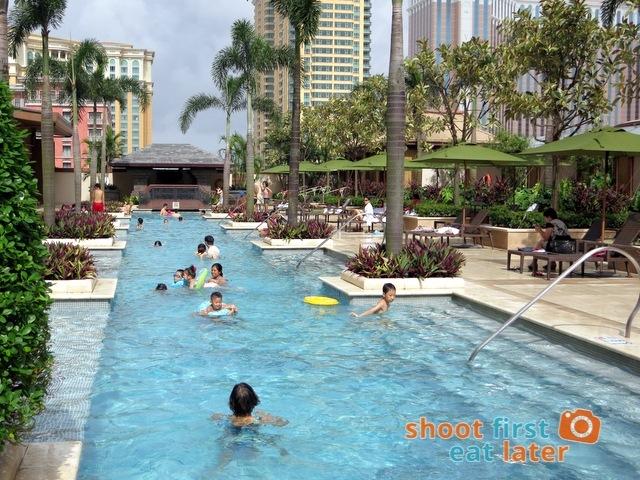 Sheraton Macao Hotel- Swimming Pool-003