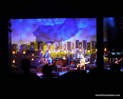 Crowded House at Wolf Trap-10