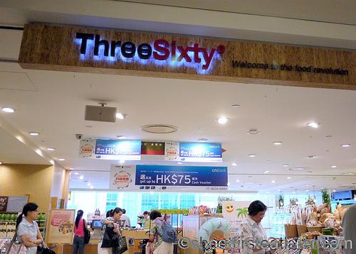 ThreeSixtya @ The Landmark