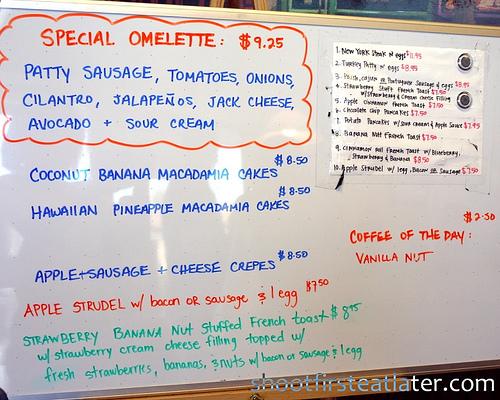 Eggs n' Things menu-2