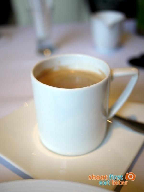 Mandarin Oriental Manila - The Tivoli- Vittoria Coffee