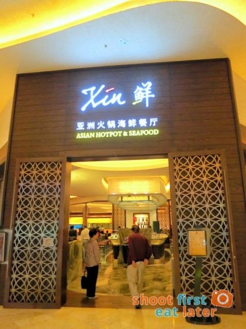 Xin Asian Hotpot & Seafood