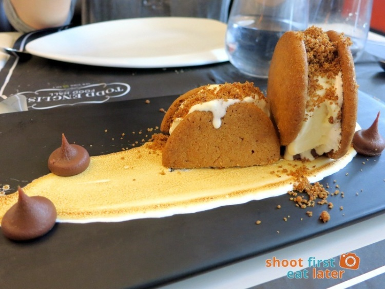 Todd English Food Hall Manila- S'mores P440