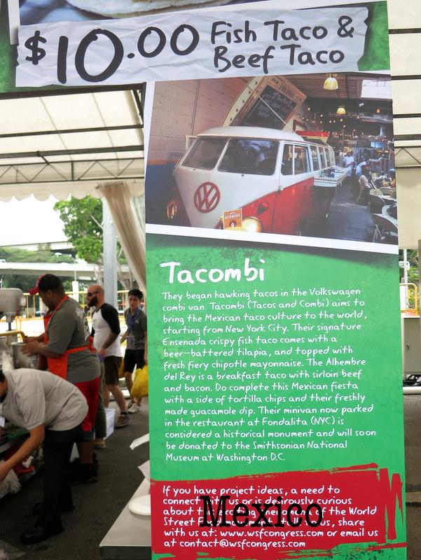 Tacombi's fish taco