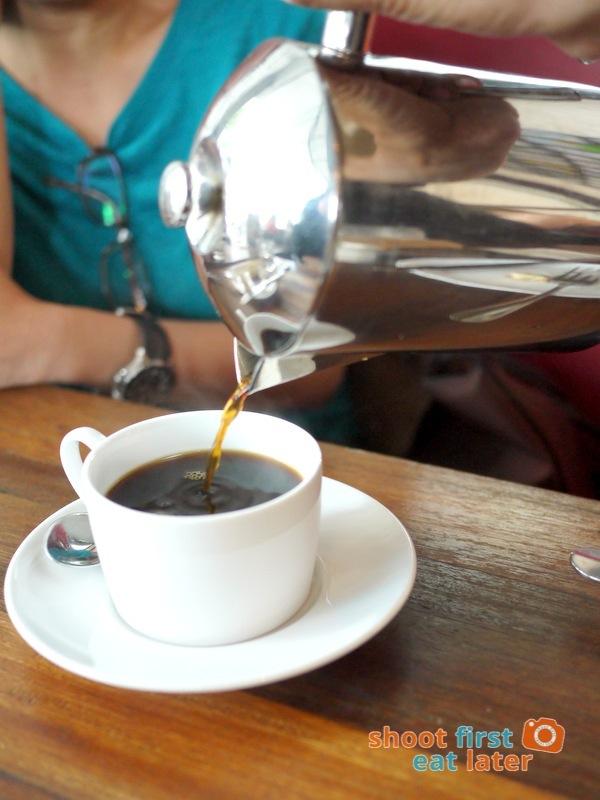 Wildflour Cafe + Bakery (Fort Bonifacio)- Black Velvet French Press P155