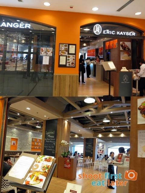 Eric Kayser Artisan Boulanger Hong Kong