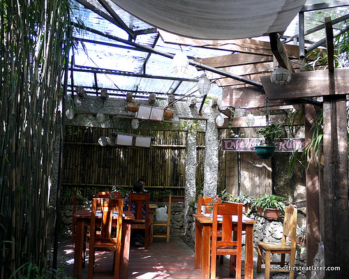 Cafe By The Ruins-3